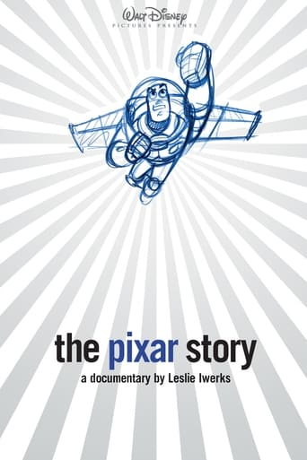 Poster of The Pixar Story