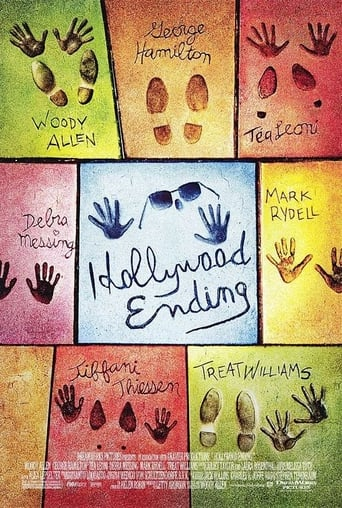 Poster of Hollywood Ending