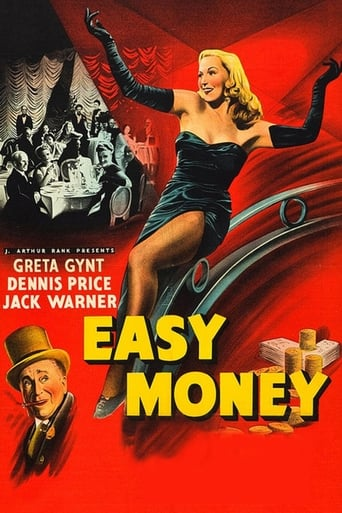 Poster of Easy Money
