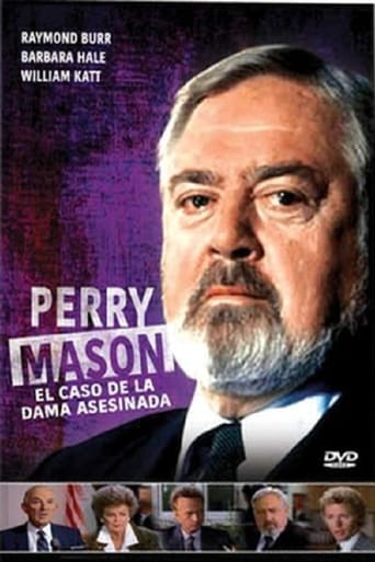 Poster of Perry Mason: The Case of the Murdered Madam
