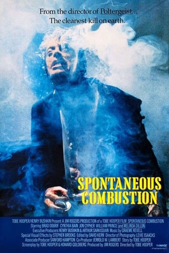 Poster of Spontaneous Combustion
