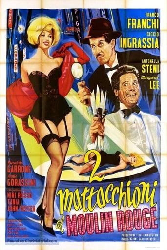 Watch 2 mattacchioni al Moulin Rouge 1964 full online free
