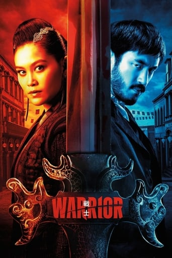 Poster of Warrior