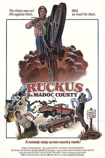 Poster of Ruckus