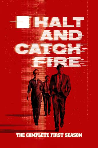 Halt and Catch Fire 1ª Temporada - Poster