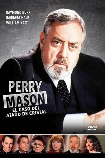 Poster of Perry Mason: The Case of the Glass Coffin