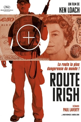 Poster of Route Irish