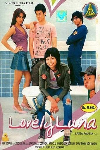 Poster of Lovely Luna