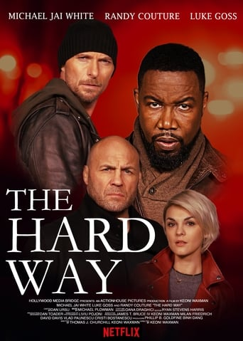 Poster The Hard Way