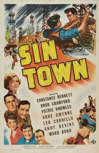 Poster of Sin Town