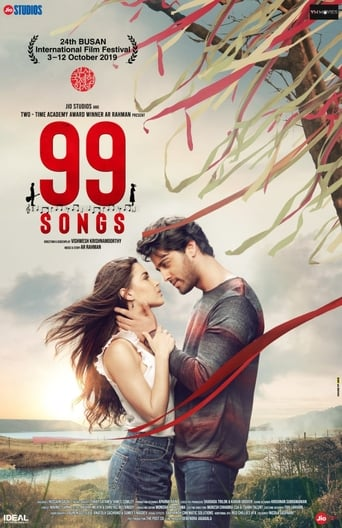 Poster of 99 Songs