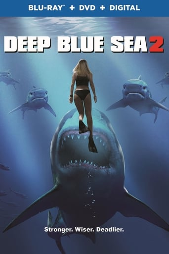 Poster of Deep Blue Sea 2