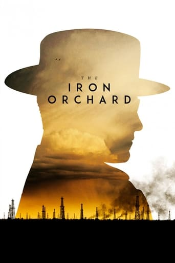 Poster of The Iron Orchard