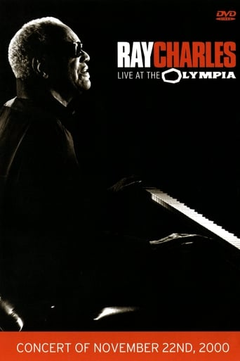 Poster of Ray Charles: Live at the Olympia