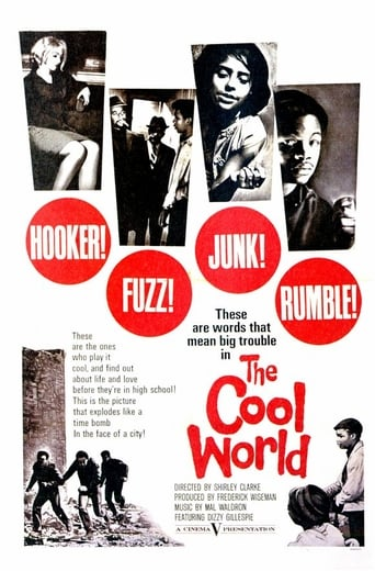 Watch The Cool World Free Movie Online