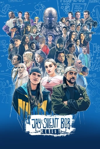Poster of Jay and Silent Bob Reboot