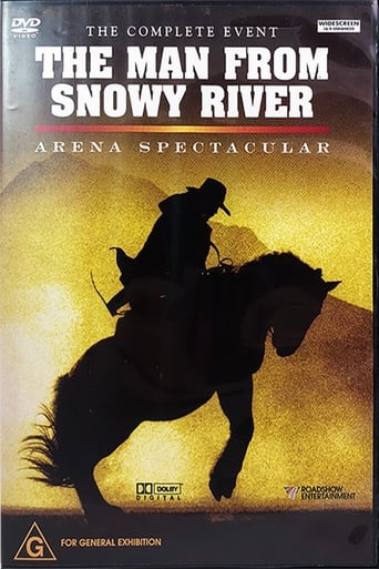 Poster of The Man from Snowy River: Arena Spectacular