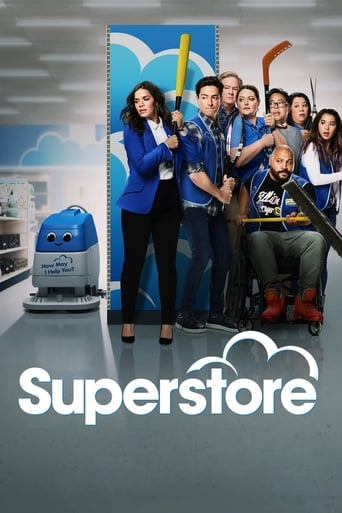 Poster de Superstore S05E07