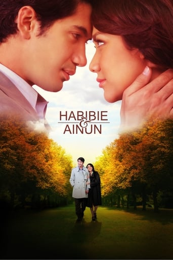Poster of Habibie & Ainun