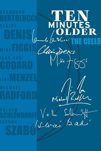 Poster of Ten Minutes Older: The Cello
