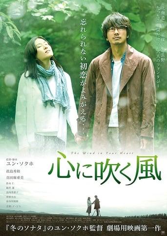 Poster of Kokoro ni fuku kaze