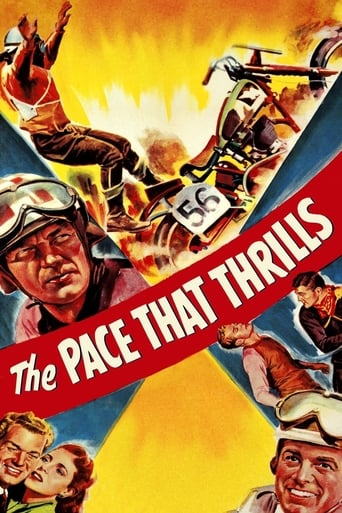 Poster of The Pace That Thrills