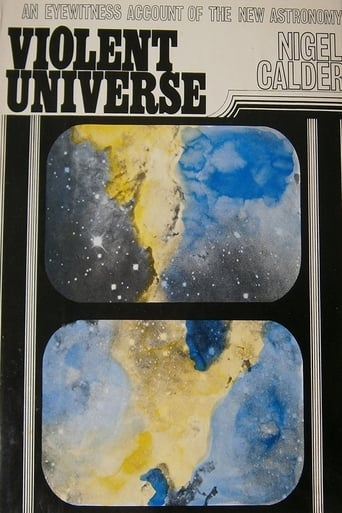 Poster of The Violent Universe
