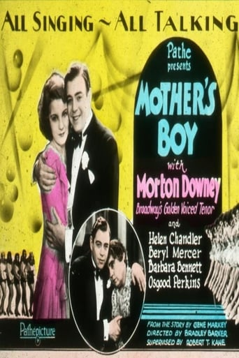 Poster of Mother's Boy