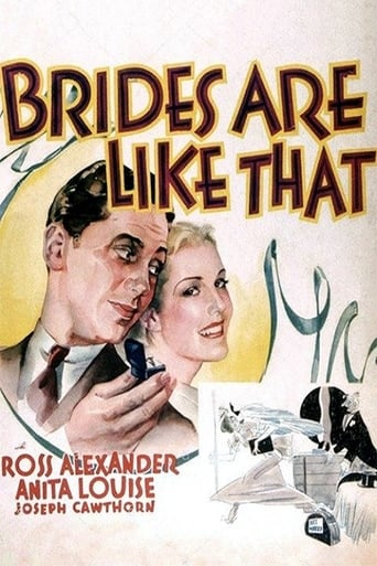 Poster of Brides Are Like That