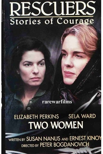 Poster of Rescuers: Stories of Courage: Two Women