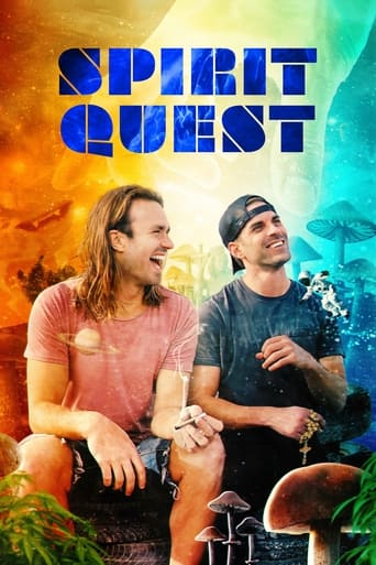 Poster Spirit Quest