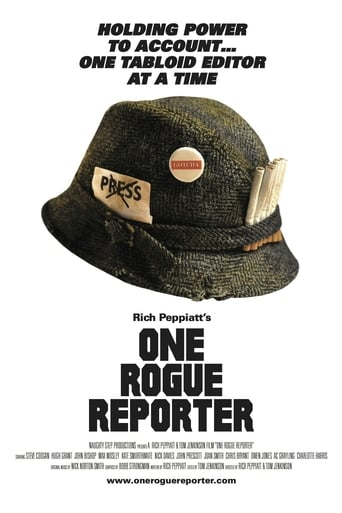 Poster of One Rogue Reporter