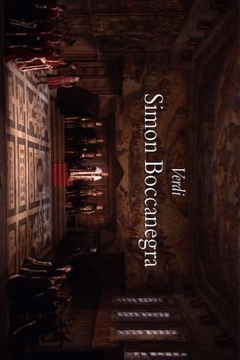 Poster of The Met - Simon Boccanegra