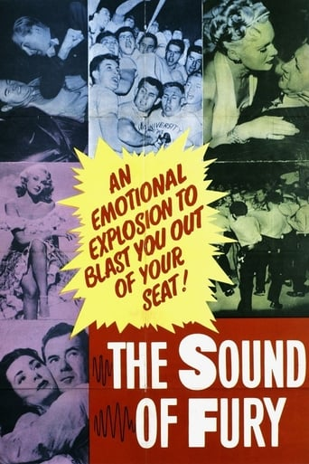 Poster of The Sound of Fury