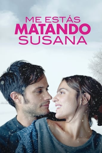 Poster of You're Killing Me Susana