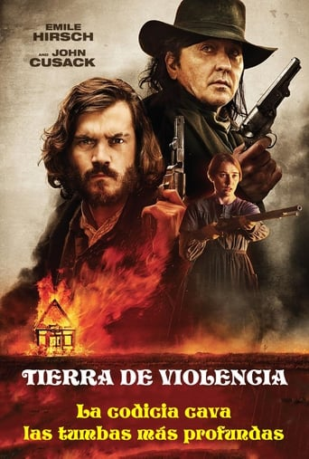 Poster of Tierra de violencia
