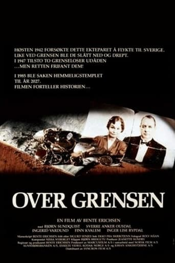 Poster of Over grensen