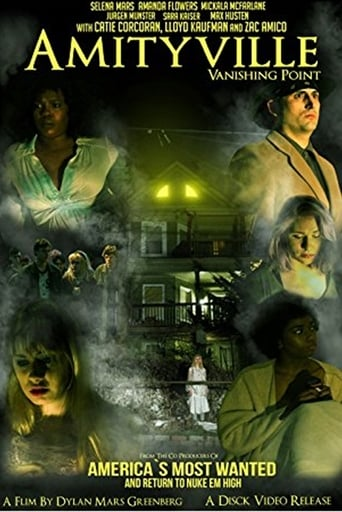 Poster of Amityville: Vanishing Point