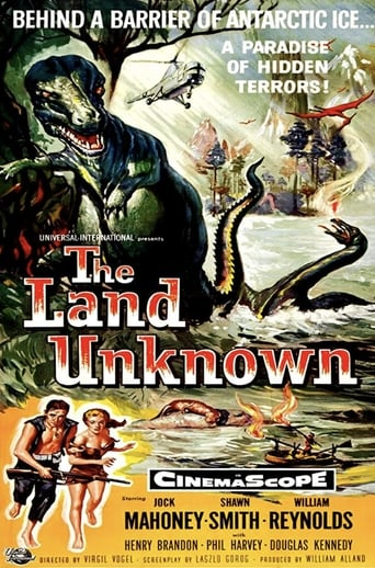 Poster of The Land Unknown