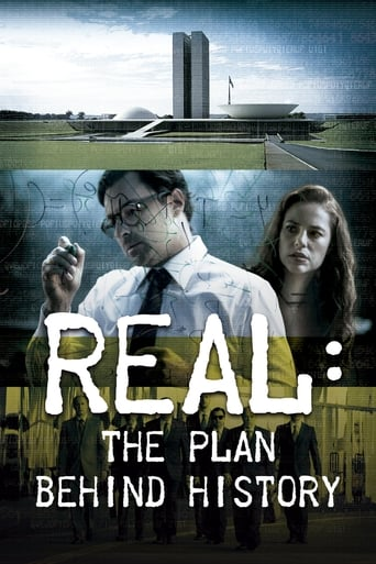 Poster of Real: The Plan Behind History