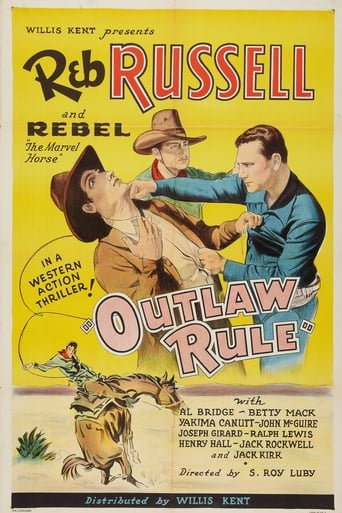 Poster of Outlaw Rule