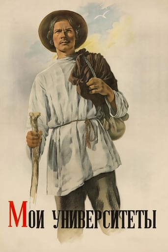 Maxim Gorkis Weg ins Leben III: Meine Universitäten