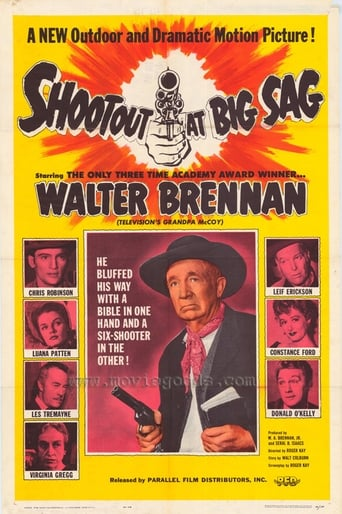Poster of Shoot Out At Big Sag