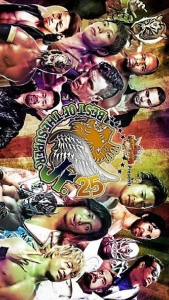 Poster of NJPW Best of the Super Junior XXV - Night 1