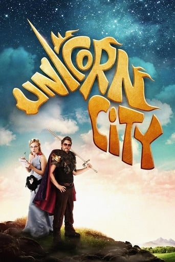 Poster of Unicorn City