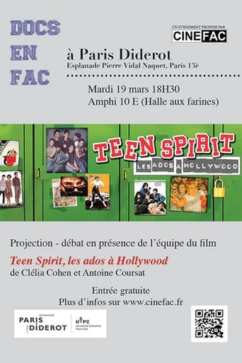 Poster of Teen Spirit: Teenagers and Hollywood