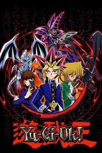Yu-Gi-Oh! 4ª Temporada - Poster