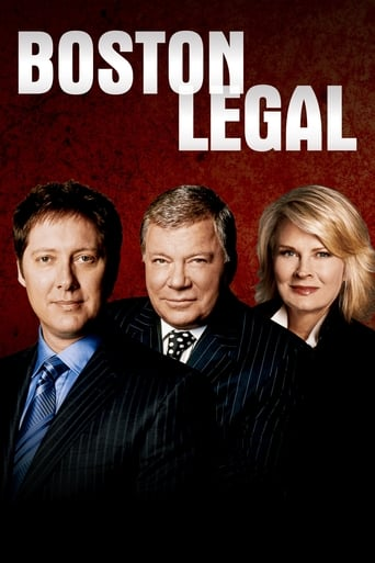 Poster Boston Legal