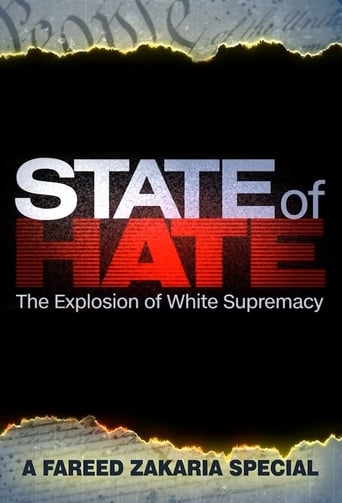 Poster of State of Hate: The Explosion of White Supremacy