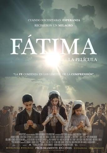 Poster of Fátima, la película